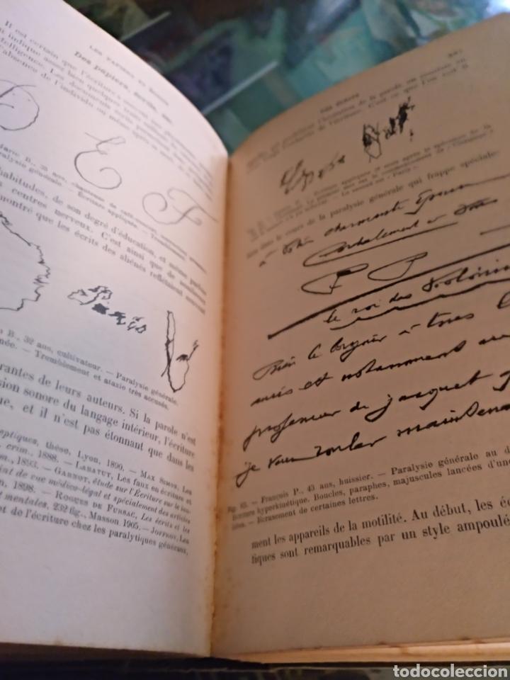 Libros antiguos: Precis de medicene legale A.Lacassagne 1906 - Foto 2 - 103900787