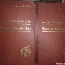 Libros antiguos: S MÉTODOS DE EXPLORACIÓN CLÍNICA. Lote 104021436