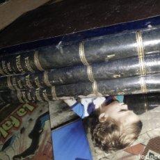 Libros antiguos: MANUAL DE MATERIA MÉDICA W.BERNATZITK Y VOGL LOS 3 TOMOS. Lote 104023579