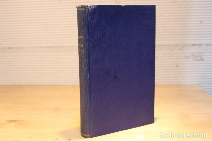 Libros antiguos: la edad critica 1919 Gregorio Marañon - Foto 2 - 104099043