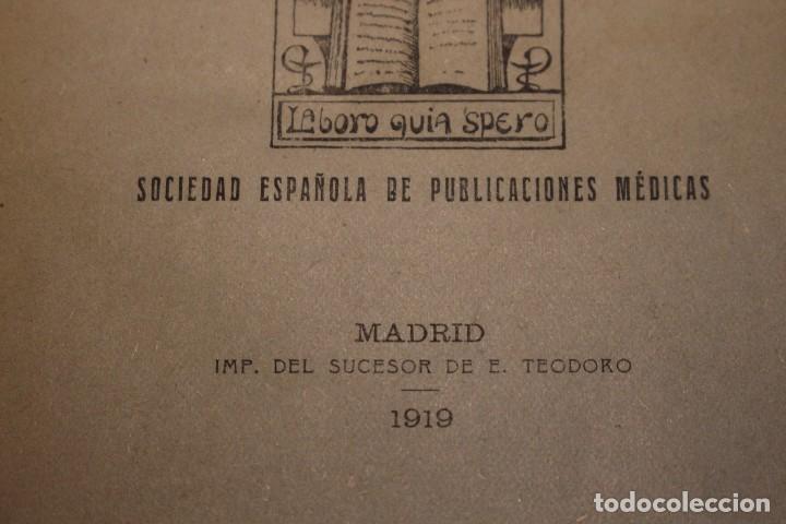 Libros antiguos: la edad critica 1919 Gregorio Marañon - Foto 4 - 104099043