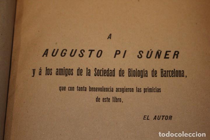 Libros antiguos: la edad critica 1919 Gregorio Marañon - Foto 5 - 104099043
