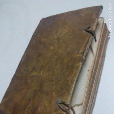 Libros antiguos: IDIOMA DE LA NATURALEZA CON EL QUAL ENSEÑA AL MÉDICO CÓMO HA DE CURAR CON ACIERTO LOS MORBOS AGUDOS. Lote 104324719