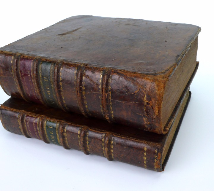 Libros antiguos: DANIELE WILHELMO TRILLERO- DISPENSATORIUM PHARMACEUTICUM UNIVERSALE SIVE THESAURUS- 1764 - Foto 4 - 53772747