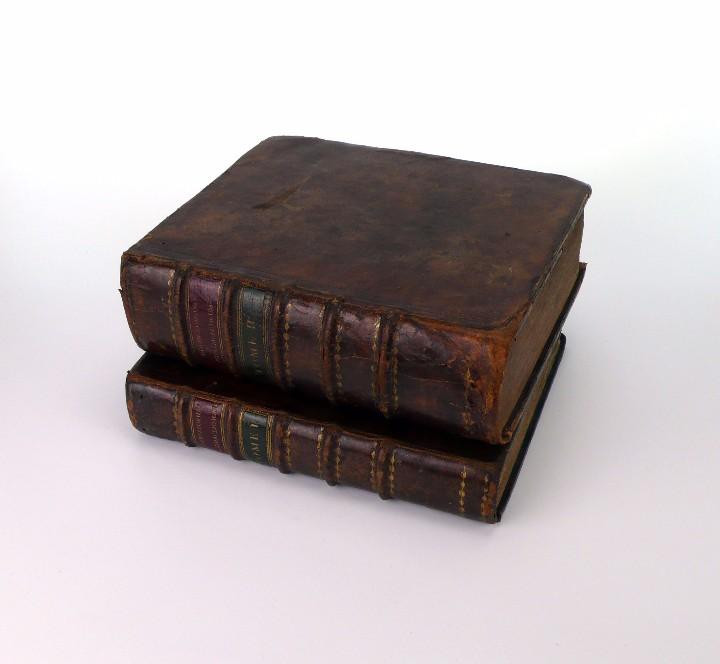 Libros antiguos: DANIELE WILHELMO TRILLERO- DISPENSATORIUM PHARMACEUTICUM UNIVERSALE SIVE THESAURUS- 1764 - Foto 3 - 53772747