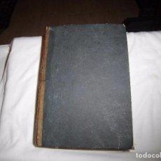 Libros antiguos: FRAGMENTOS DE TERAPEUTICA MATERIA MEDICA Y FARMACOLOGIA DE LOS MEDICAMENTOS MODERNOS MADRID 1882. Lote 105053275