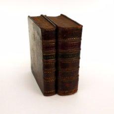 Libros antiguos: DANIELE WILHELMO TRILLERO- DISPENSATORIUM PHARMACEUTICUM UNIVERSALE SIVE THESAURUS- 1764. Lote 53772747