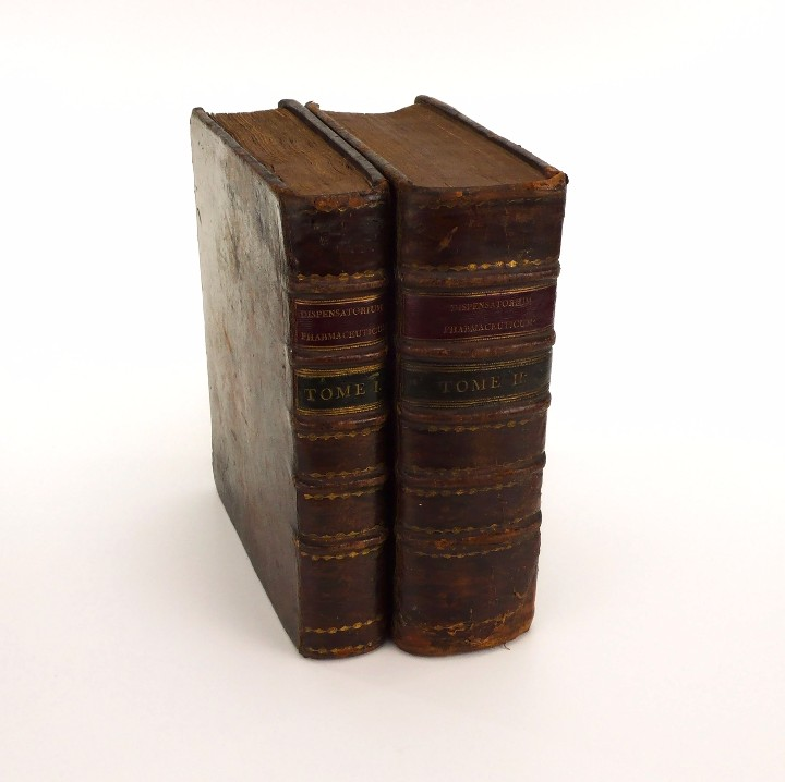 Libros antiguos: DANIELE WILHELMO TRILLERO- DISPENSATORIUM PHARMACEUTICUM UNIVERSALE SIVE THESAURUS- 1764 - Foto 2 - 53772747