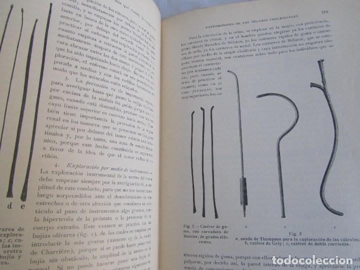 Libros antiguos: Tratado de patología y Clínica Quirúrgicas Wullstein & Wilms 1914 Tomo III - Foto 11 - 105169143