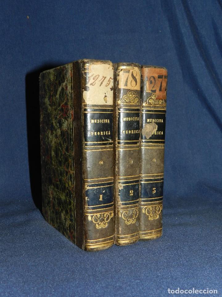 Libros antiguos: (MF) D FRANCISCO LLORCA Y FERRANDIZ - COMPENDIO ELEMENTAL DE MEDICINA TEORICA , VALENCIA 1842 - Foto 4 - 105886235