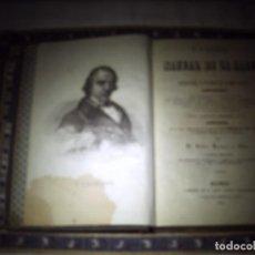 Libros antiguos: MANUAL DE LA SALUD DE F. V. RASPAIL. 1861. MEDICINA Y FARMACIA DOMÉSTICA.. Lote 106175803