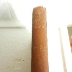 Libros antiguos: TRATADO PRÁCTICO DE LOS MÉTODOS DE EXPLORACIÓN CLÍNICA POR EL PROF. H. SAHLI ED. SALVAT Y CIA. . Lote 106800375