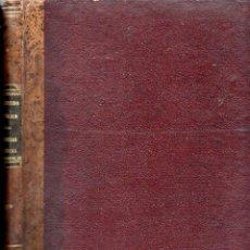 Libros antiguos: EL SENTIDO CATÓLICO DE LAS CIENCIAS MÉDICAS AÑO I - 1879 COMPLETO - 38 NÚMEROS - REVISTA DE MEDICINA. Lote 107302439