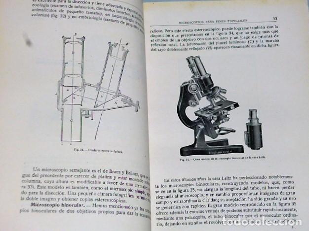 Libros antiguos: ELEMENTOS DE HISTOLOGÍA NORMAL Y DE TÉCNICA MICROGRÁFICA (1931) - Foto 3 - 108277643