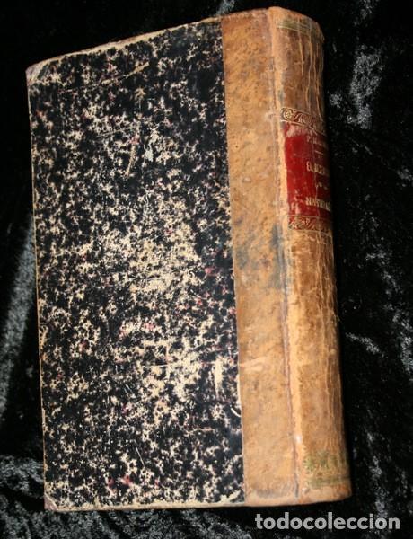 Libros antiguos: 1869 EL REGENERADOR DE LA NATURALEZA - MEDICINA NATURAL - PANACEA UNIVERSAL - 2 Tomos - RARO MOMBRU - Foto 2 - 108385911
