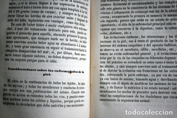 Libros antiguos: 1869 EL REGENERADOR DE LA NATURALEZA - MEDICINA NATURAL - PANACEA UNIVERSAL - 2 Tomos - RARO MOMBRU - Foto 10 - 108385911