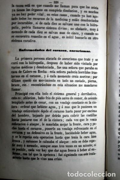 Libros antiguos: 1869 EL REGENERADOR DE LA NATURALEZA - MEDICINA NATURAL - PANACEA UNIVERSAL - 2 Tomos - RARO MOMBRU - Foto 12 - 108385911