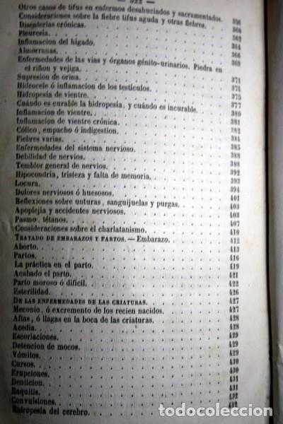 Libros antiguos: 1869 EL REGENERADOR DE LA NATURALEZA - MEDICINA NATURAL - PANACEA UNIVERSAL - 2 Tomos - RARO MOMBRU - Foto 14 - 108385911