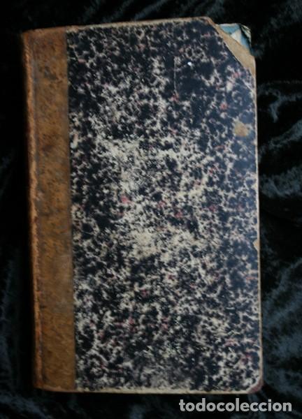 Libros antiguos: 1869 EL REGENERADOR DE LA NATURALEZA - MEDICINA NATURAL - PANACEA UNIVERSAL - 2 Tomos - RARO MOMBRU - Foto 15 - 108385911