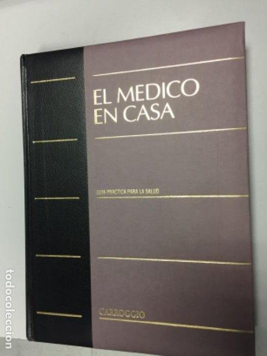 EL MÉDICO EN CASA, NUEVO A ESTRENAR!!! (Libros Antiguos, Raros y Curiosos - Ciencias, Manuales y Oficios - Medicina, Farmacia y Salud)