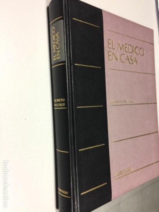 Libros antiguos: El médico en casa, nuevo a estrenar!!! - Foto 2 - 108763291