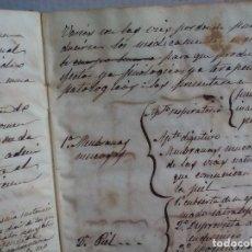 Libros antiguos: ANTIGUO LIBRO MANUSCRITO APUNTES DE FARMACOLOGIA Y MATERIA MÉDICA. FARMACIA, MEDICINA.. Lote 109277511