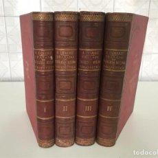 Libros antiguos: H. EICHHORST. TRATADO DE PATOLOGÍA INTERNA Y TERAPÉUTICA. BARCELONA, 1898. . Lote 109555863