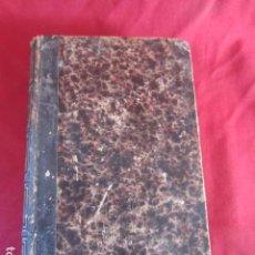 Libros antiguos: THERAPEUTIQUE HOMOEOPATHIQUE DES MALADIES DES ENFANTS PAR FR. HARTMANN - 1853. Lote 109755231