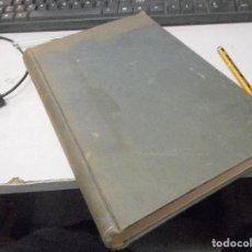 Libros antiguos: LIBRO MEDICINA 1913 TRATADO TERAPEUTICA GENERAL ENFERMEDADES INTERNAS. Lote 110024015