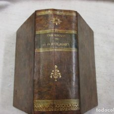 Libros antiguos: FORMULARIO E GUÍA MÉDICO CONTENDO A DESCRIPÇAO DOS MEDICAMENTOS...- PEDRO LUIZ NAPOLEAO - PARIS 1904. Lote 111182347