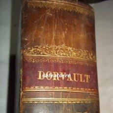 Libros antiguos: DORVAULT.LA BOTICA.FARMACIA.1880.MEDICINA.FORMULAS MAGISTRALES.MATERIALES,HOMEOPATIA.. Lote 111302987