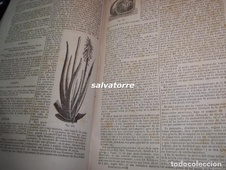 Libros antiguos: DORVAULT.LA BOTICA.FARMACIA.1880.MEDICINA.FORMULAS MAGISTRALES.MATERIALES,HOMEOPATIA. - Foto 9 - 111302987