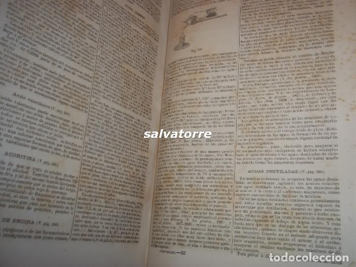 Libros antiguos: DORVAULT.LA BOTICA.FARMACIA.1880.MEDICINA.FORMULAS MAGISTRALES.MATERIALES,HOMEOPATIA. - Foto 10 - 111302987