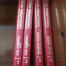 Libros antiguos: ENCICLOPEDIA MEDICA NAUTA. Lote 111490603