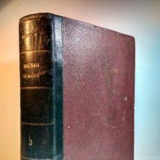 Libros antiguos: TRATADO DE ANATOMÍA HUMANA. TOMO TERCERO. TESTUT, L. CASA EDITORIAL P. SALVAT,. Lote 112724367