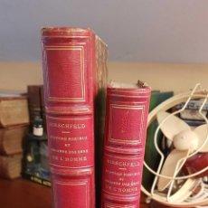 Libros antiguos: NEUROLOGÍA, NEUROANATOMÍA - HIRSCHFIELD: TRAITE ET ICONOGRAPHIE DU SYSTÉME NERVEUX - ATLAS. Lote 112728351