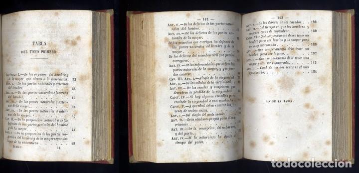 Libros antiguos: VENETTE, Nicolas (1633-1698). Pintura del amor conyugal considerado en el estado de matrimonio. 1869 - Foto 6 - 112857271