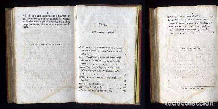 Libros antiguos: VENETTE, Nicolas (1633-1698). Pintura del amor conyugal considerado en el estado de matrimonio. 1869 - Foto 9 - 112857271