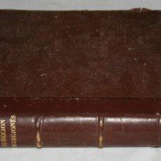 Libros antiguos: ATLAS DE DISECCION POR REGIONES, TESTUD JACOB Y BILLET, CASA ED. P. SALVAT 1921. Lote 113296623