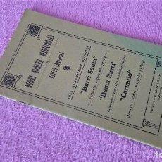 Libros antiguos: AGUAS MINERO MEDICINALES BETELU NAVARRA, ITURRI SANTU, DAMA ITURRI, CARMELO 1923. Lote 113391635