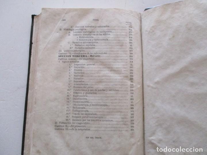 Libros antiguos: D. MATIAS NIETO SERRANO. Elementos Patología General. RM85773. - Foto 5 - 113655247