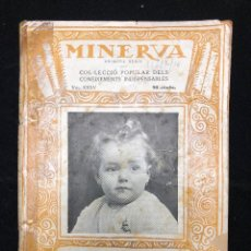 Libros antiguos: JOSEP ROIG. NOCIONS DE PUERICULTURA. 1923. Lote 114563267