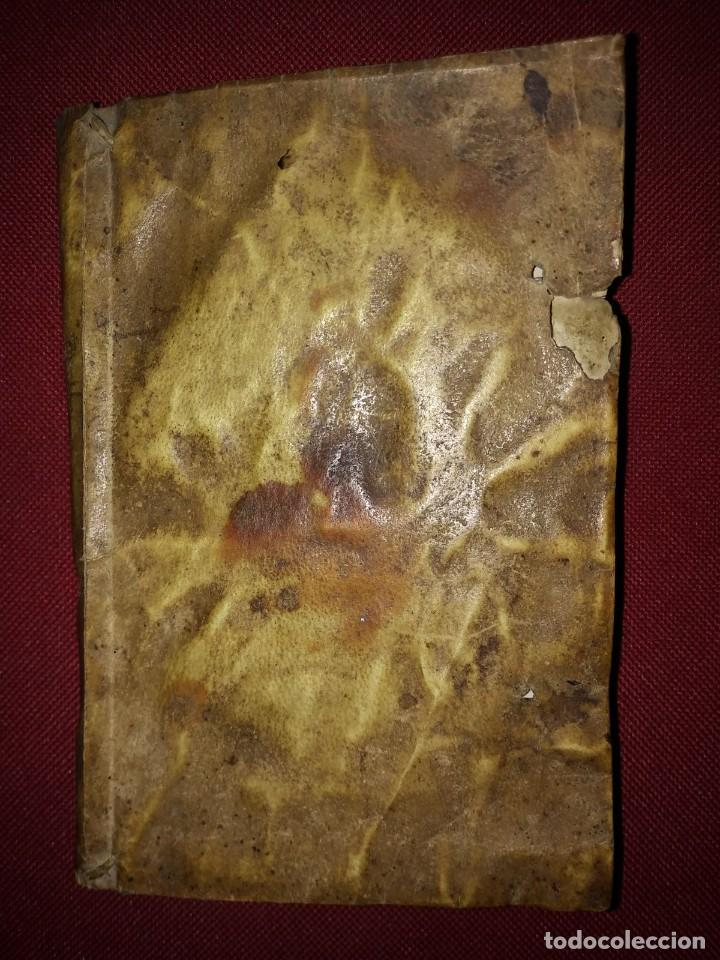 Libros antiguos: Libro de medicina, llamado Tesoro de Pobres 1747 - Foto 3 - 114707775