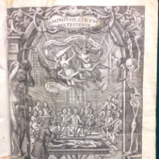 Libros antiguos: ANATOMÍA COMPLETA DEL HOMBRE PARA LA CIRUGÍA. Lote 115221976