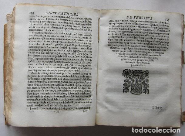 Libros antiguos: MANUS MEDICA DEXTERA QUINQUE DIGITOS CONTINENS...- MATHIA DE LLERA (LACORVILLA 1620 - ZARAGOZA 1677) - Foto 11 - 116627435