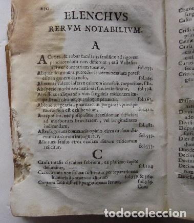 Libros antiguos: MANUS MEDICA DEXTERA QUINQUE DIGITOS CONTINENS...- MATHIA DE LLERA (LACORVILLA 1620 - ZARAGOZA 1677) - Foto 13 - 116627435