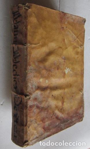 Libros antiguos: MANUS MEDICA DEXTERA QUINQUE DIGITOS CONTINENS...- MATHIA DE LLERA (LACORVILLA 1620 - ZARAGOZA 1677) - Foto 15 - 116627435