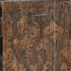 Libros antiguos: LA OFICINA DE FARMACIA. EDICION DE DORVAULT. DR. D. JOSE DE PONTES Y ROSALES. 1872 - 1878. . Lote 116915799