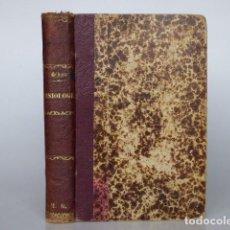 Libros antiguos: COMPENDIO DE FISIOLOGÍA - E. HÉDON - SALVAT Y CIA EDITORES 1906. Lote 117578863