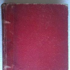 Libros antiguos: 303-FORMULARIO MÉDICO RAZONADO 1888-GARÍN, PASCUAL. Lote 56544836